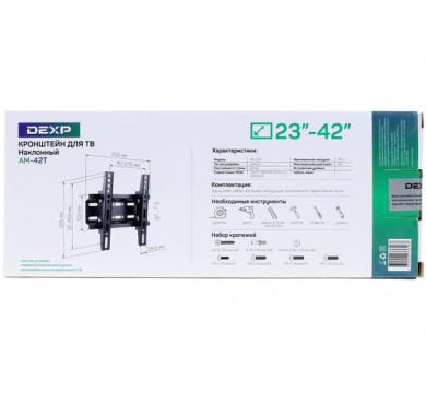 Кронштейн для ТВ DEXP AM-42T